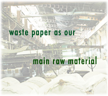 Paper board manufacturer, Imported papers, Duplex board